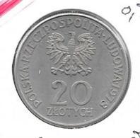 20 Zloty 1978 KM97 - Pologne