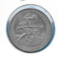 500 Zloty 1989 KM185 - Pologne