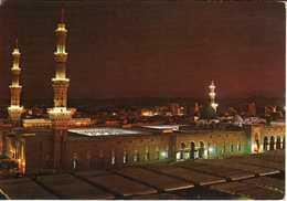 Saudi Arabia - Great Mosque Of Mecca - Al Haram Al Nabawi Al Sharif - Saudi Arabia