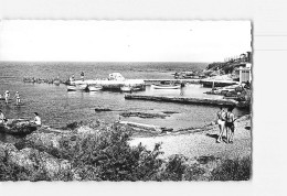 SAINT AYGULF - Le Port Et Les Calanques - Animée - 2 Scans - Saint-Aygulf