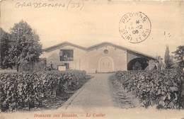 33-GRADIGNAN- DOMAINE DES ROSIERS- LE CUVIER - Gradignan