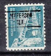 USA Precancel Vorausentwertung Preo, Locals Texas, Jefferson 748 - Vereinigte Staaten