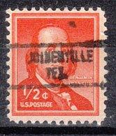 USA Precancel Vorausentwertung Preo, Locals Texas, Joinerville 734 - Vereinigte Staaten