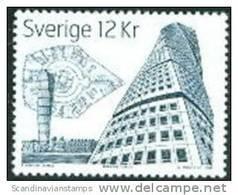 Zweden 2009  Zegel Uit Souveniersheet Zweedse Hoogtepunten PF-MNH-NEUF - Suède