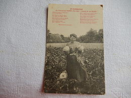 EN NORMANDIE - LA CHANSON DU NAVET - ANIMEE - 1915 - R15211 - Basse-Normandie