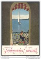 Farbenreiches Österreich 50er Jahre - 32 Seiten Mit 32 Abbildungen - Oesterreich