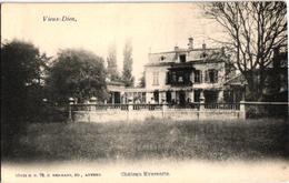 1 Oude Postkaart Mortsel   Oude God Kasteel Everaerts  Uitg. Hermans  N°79 - Mortsel