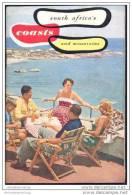 South Africa Coasts And Mountains 60er Jahre - 40 Seiten Mit 30 Abbildungen - In Englischer Sprache - Afrika