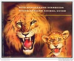 South African Animal Guide Ca. 1950 - Designed By Kobus Esterhuysen - 54 Seiten Mit Unzähligen Tieren - Afrika