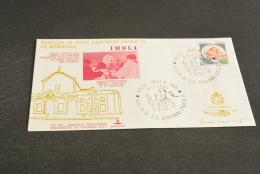 JP2738- KimCover- 1986- Joannes Paulus PP II - PW489- Historic Documents Of Vatican City  - Imola - Papi