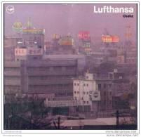 Japan - Osaka 1970 - 16 Seiten Mit 21 Abbildungen - Lufthansa-Ausgabe - Asia & Near-East
