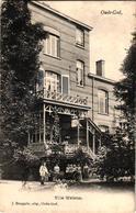 1 Oude Postkaart Mortsel   Oude God  Villa Welkom  Uitg.   Bongartz - Mortsel