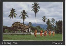 Thailand Chiang Mai Circulated - Thailand