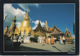 Thailand Wat Phra Kaew Circulated - Thailand