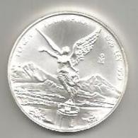 Messico, 1996, 1 Oncia Ag. Libertad. - Mexico