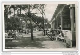 Kühlungsborn - Konzertplatz - Foto-AK 30er Jahre - Kuehlungsborn