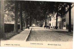 2 Oude Postkaarten   Mortsel   Oude God   Lierse Steenweg Liersche UitG. Bongartz - Mortsel
