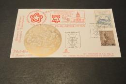 JP3249- KimCover - 651 Pontificate Of H.H. Paul VI - 700- Historic Philatelic Doc. Of Vatican City - American Revolution - Pausen