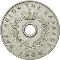 Monnaie, Grèce, 10 Lepta, 1964, TTB, Aluminium, KM:78 - Grèce