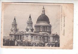 Sp- ANGLETERRE - LONDON - LONDRES - Eglise Saint Paul - Chocolaterie D'Aiguebelle - St. Paul's Cathedral