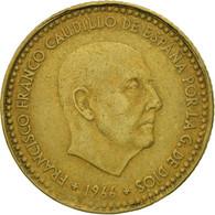 Monnaie, Espagne, Francisco Franco, Caudillo, Peseta, 1968, TB+ - [ 5] 1949-… : Royaume