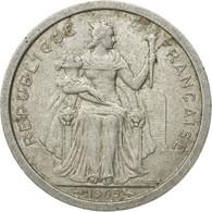Monnaie, French Polynesia, Franc, 1965, Paris, TB+, Aluminium, KM:2 - French Polynesia