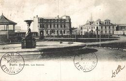 CHILE - CHILI Postcard, PUNTA ARENAS, Los Bancos - Chili
