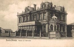 CHILE - CHILI Postcard, PUNTA ARENAS, Palacio Sra Valenzuela - Chili