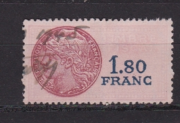 Timbre Fiscal N° 126° - Fiscaux