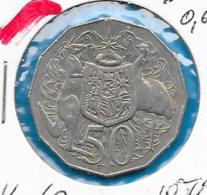 50 Cents 1970 KM68 - Australie