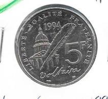 5 Francs 1994 KM1063 - France
