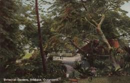 Botanical Gardens, Brisbane, Queensland - Vintage PC Used - Brisbane