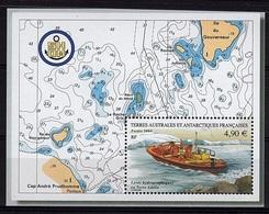 TAAF 70- Terres Australes Et Antartiques Françaises BF 10 Neufs** - Blocs-feuillets