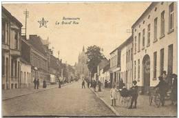 BONSECOURS   LA    GRAND  RUE   (   BELLE  ANIMATION ) - Péruwelz
