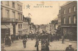 BONSECOURS    DESCENTE  DE  LA    GRAND  RUE   (   BELLE  ANIMATION ) - Péruwelz