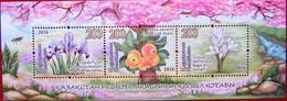 Kazakhstan  2016  Flora  Protected Plants   S/S  MNH - Végétaux
