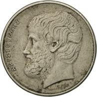 Monnaie, Grèce, 5 Drachmai, 1976, TB, Copper-nickel, KM:118 - Grèce