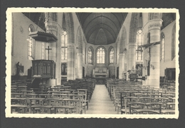 Elverdinge - Binnenzicht Van De Kerk - Nieuwstaat - Uitgave Huyghe, Koster, Elverdinge - Ieper