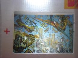 Ancienne Diapositive ESPAGNE Diapo Slide SPAIN Vintage Annees 60 - 70's Fresque - Diapositives (slides)