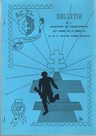 Bulletin : Association Timbres De La Libération Et 2 Ieme Guerre Mondiale : 22 Numeros - Francés (desde 1941)