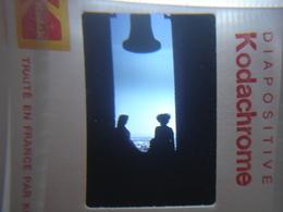 Ancienne Diapositive ESPAGNE Diapo Slide SPAIN Vintage Annees 60 - 70's Femmes Cloche - Diapositives (slides)