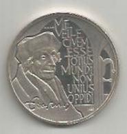 Paesi Bassi, Olanda, 1991, 2,5 Ecu, Erasmo Da Rotterdam, Cun. FS. - Paesi Bassi