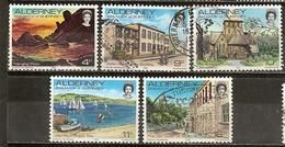 Alderney 1983 Vues Views Obl - Alderney