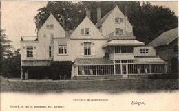 1 Oude Postkaart   EDEGEM   Edeghem  Kasteel Missembourg  Uitg.  Hermans N°118 - Edegem