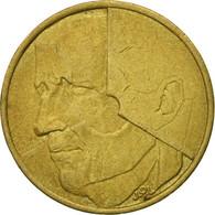 Monnaie, Belgique, 5 Francs, 5 Frank, 1986, TB+, Brass Or Aluminum-Bronze - 1951-1993: Baudouin I