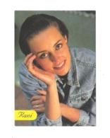 RANI DE CONINCK - FOTOKAART  (10.030) - Donne Celebri