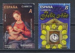 °°° SPAGNA SPAIN - YT N°4534/35 MI N°4829/30 - 2013 °°° - 2011-... Usati