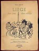 Charles D'Ydewalle - Liège, Son âme, Son Visage. - Belgique