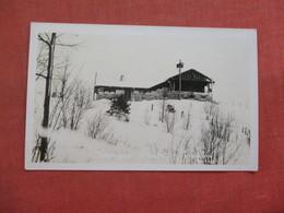 RPPC Toboggan House   Ref 3031 - Postcards