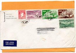 Ireland 1959 Air Mail Cover Mailed - Posta Aerea